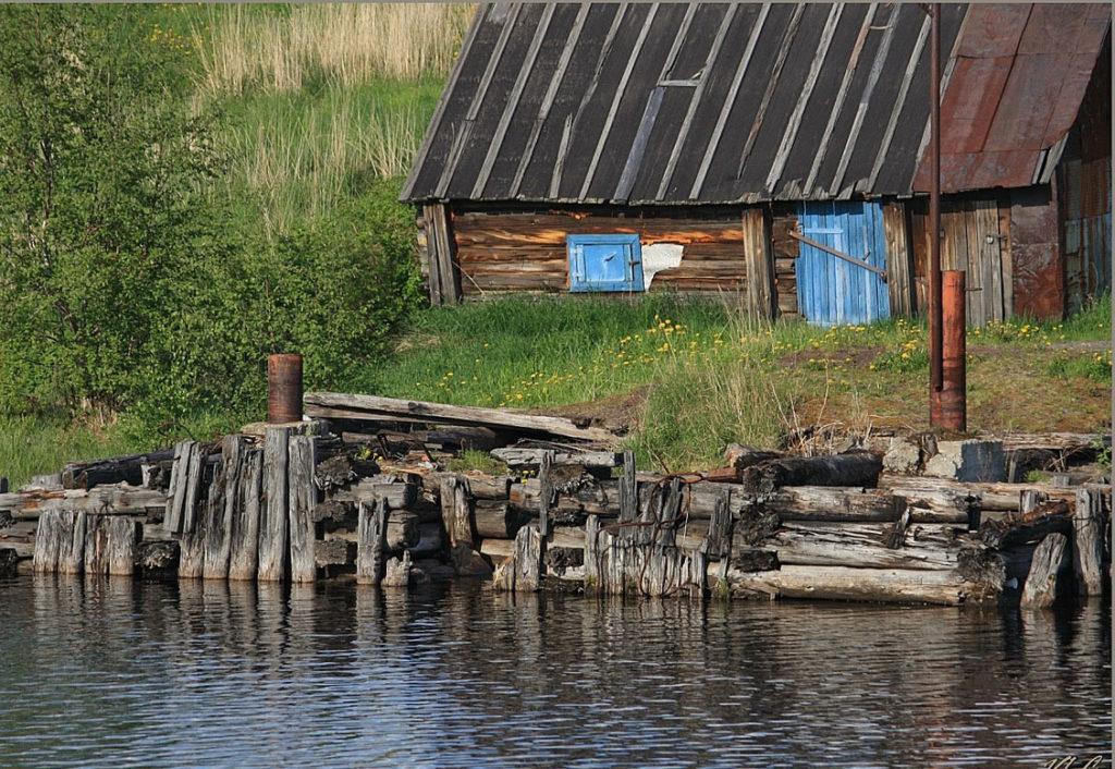 Паводок в Хабаровском Крае отступает